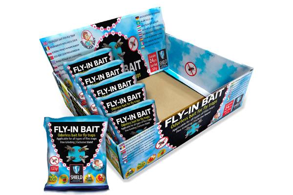 Przynęty Fly-In (125 gr)  bez  zapachu