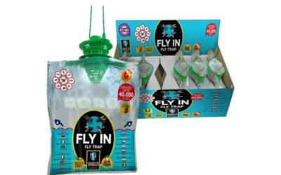 Fly-In – wyjątkowa pułapka na muchy