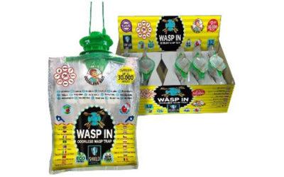 Wasp-In – wyjątkowa pułapka na osy i szerszenie